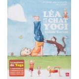 Léa et le chat Yogi