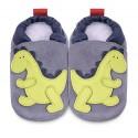 Chaussons bébé Shooshoos Dino