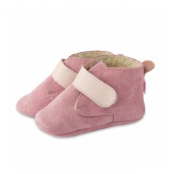 Booties Shooshoos Rose poudré