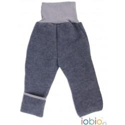 Pantalon en polaire de laine Iobio