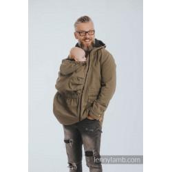 Manteau de portage mixte réversible Lennylamb