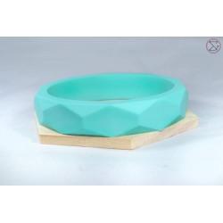 Bracelet - Anneau de dentition en silicone Irréversible Bijoux