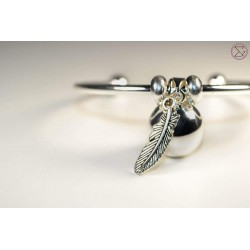Bracelet bola - Irréversible bijoux
