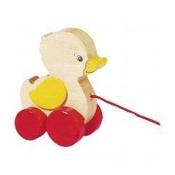 Animal à tirer canard - goki