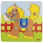 Puzzle cheval - Goki