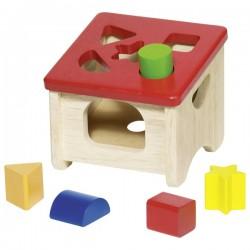 Boîte à formes - Goki