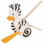 Canard-zèbre, animal à pousser - goki