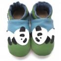 Panda bleu vert - Meli Melo Bio