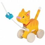Animal à tirer chat - goki