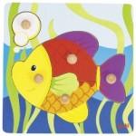 Puzzle poisson - Goki