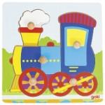 Puzzle train - Goki