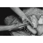 Arrhes réservation massage bébé