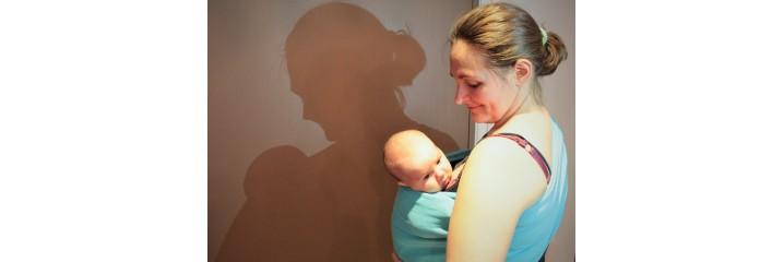 Porte bébé et accessoires
