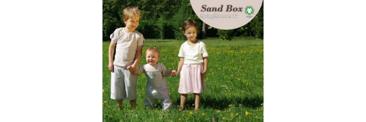 Iobio - Collection Sand Box